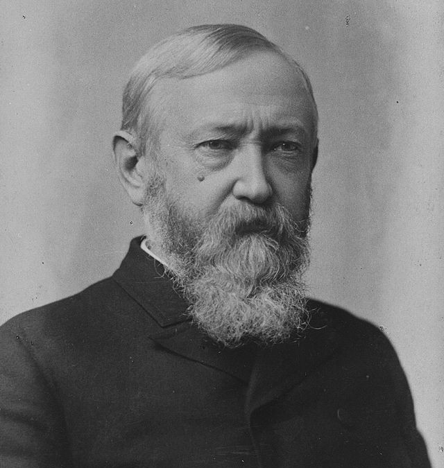What Benjamin Harrison Forced White House Staff to Do