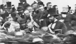 Lincoln@Gettysburg-3hrsBeforeSpeechZoom-in