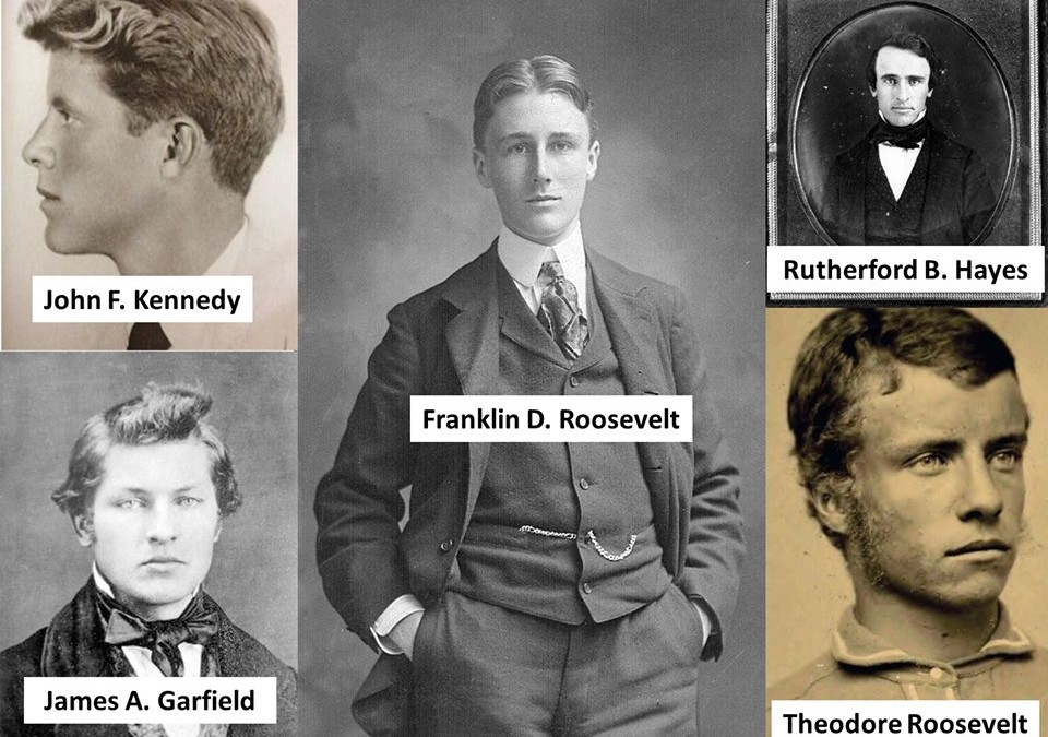 Who Are These 5 Presidents? The Answers!
