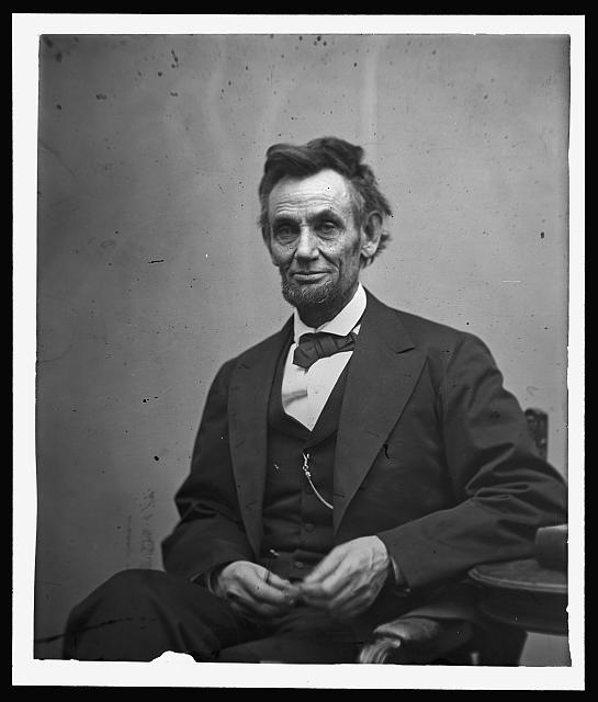 Lincoln's Body – In Life and in Death