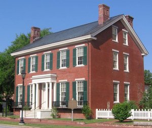 The Shocking Fact That Woodrow Wilson's Boyhood Home Got Wrong