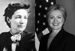 Clinton-VictoriaWoodhull