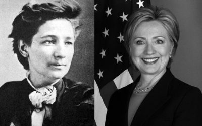 Who Was the First Woman to Run for President?