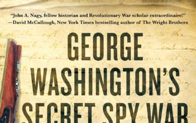 George Washington as America's First Spymaster