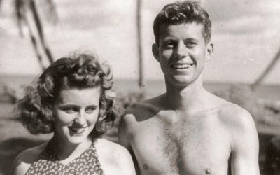 JFK: Famous Before His Time