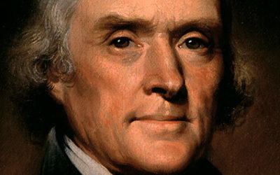 Inside Thomas Jefferson's Mind
