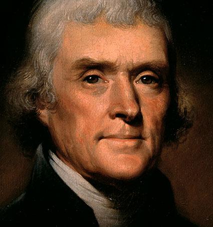 Inside Thomas Jefferson's Mind