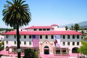 The Reagan Ranch Center in Santa Barbara, California
