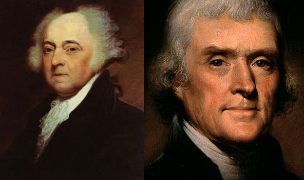 A Civility Lesson from John Adams and Thomas Jefferson