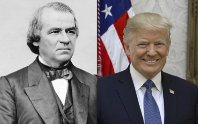How the Specter of Andrew Johnson Haunts Donald Trump