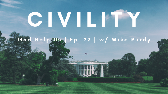 Podcast: Civility, Presidential Relationships, and My New Book