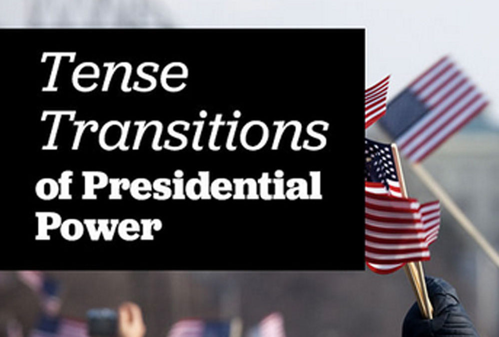 Tense Transitions of Presidential Power